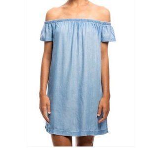 Anthropolpgie 💜CLOTH & STONE Women's Denim Dress